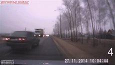 Новая подборка - аварий и ДТП за 28.11.2014_Видео №291. New Best Car Crash Compilation