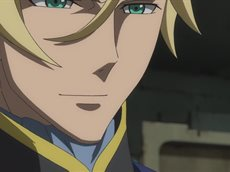 Mobile Suit Gundam ТВ 2 22 серия русская озвучка Shoker / Гандам: Железнокровные сироты 2 сезон 22