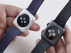 Apple Watch S2_ распаковка и сравнение с Apple Watch 1.