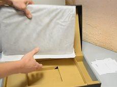 Ноутбук ASUS F553MA BING SX628B- Распаковка-Unboxing.mp4