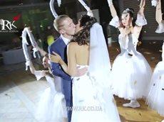 Свадьба Эллина и Рома 26.09.14 р-ан Сады Победы