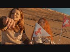 Pink Elephant feat. Irene - The Unicorns. Музыкальный клип.