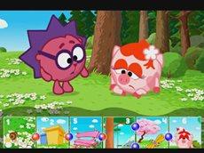 Смешарики Игры для детей на андроид Обещание 8 серия вспомнить все.mp4