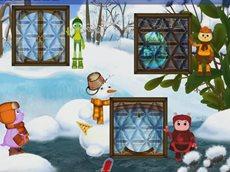 Лунтик хочу все знать игры для детей 10 серия Рисунки из Мозаики 2017 .mp4
