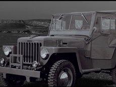 История Toyota Land Cruiser.