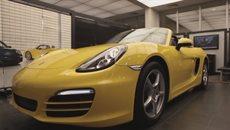 Тест-драйв от Давидыча №2 - Porsche Boxter 2012