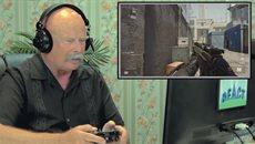 Старики играют в Call of Duty: Advanced Warfare (Ellgin)