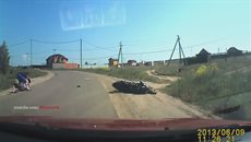 Motorcycle Accidents and Fails Compilation part 2