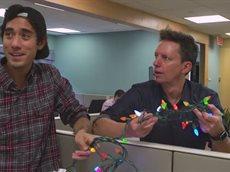 Zach King's Christmas Magic